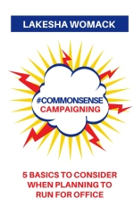 #CommonSense Campaigning