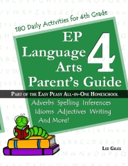 EP Language Arts 4 Parent's Guide